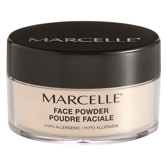 Marcelle Face Powder - Translucent