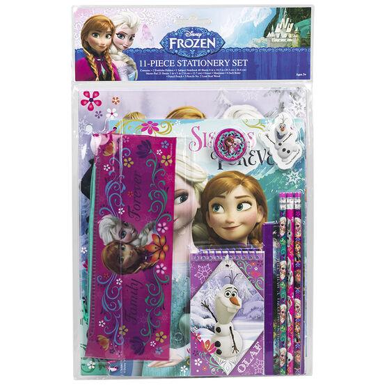 Frozen Stationery Set - 11 pieces