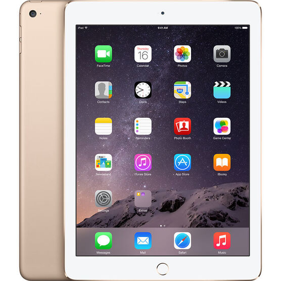 iPad Air 2 32GB with Wi-Fi and Cellular