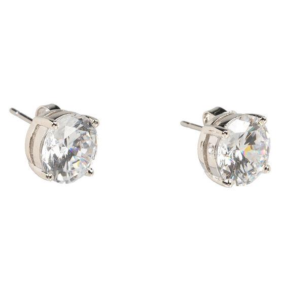 Eliot Danori Large CZ Stud Earrings