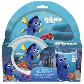 Finding Dory Mealtime Set - 3 pieces