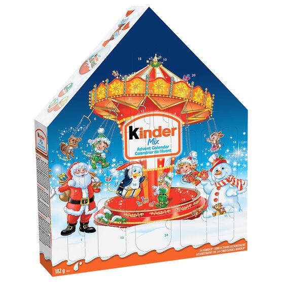 Kinder Advent Calendar - 182g