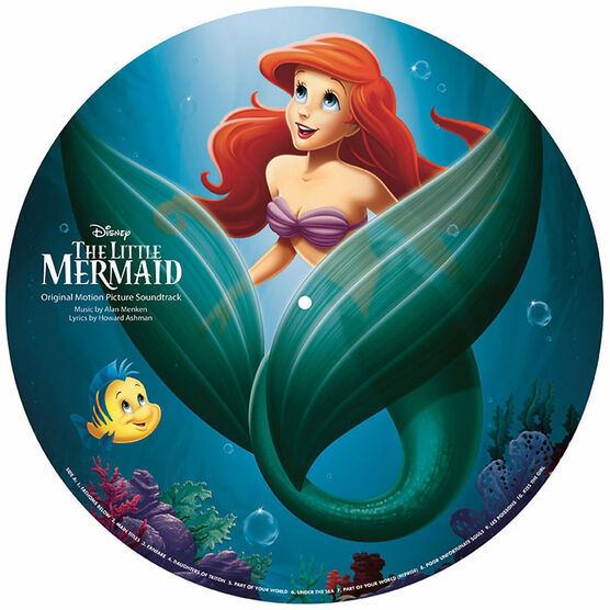 Soundtrack - The Little Mermaid - Picture Disc - Vinyl