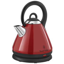 Russell Hobbs Kettle - Red - 1.8L