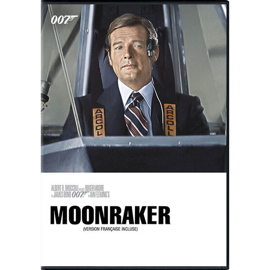 Moonraker (1979) - DVD