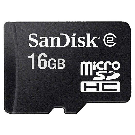 SanDisk 16 GB microSDHC Card - SDSDQM-016G-B35S