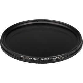 Optex Variable Neutral Density Filter - 77mm - 77MCVND