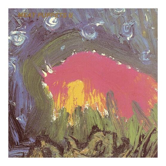 Meat Puppets - II (with 7 Bonus Tracks) - 180g Vinyl