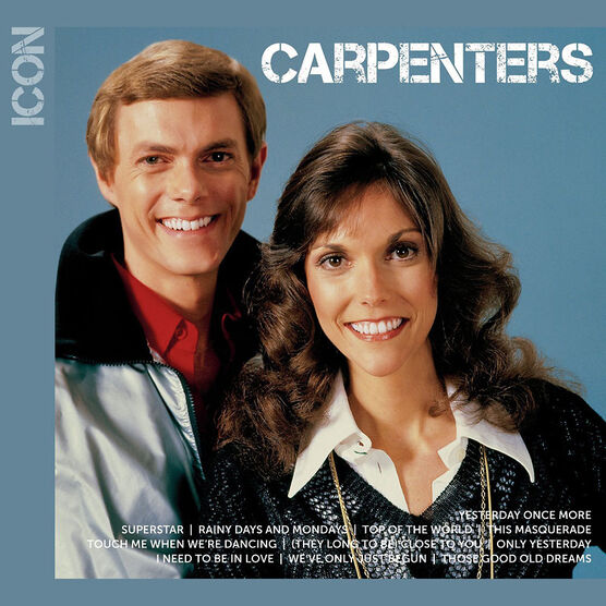 The Carpenters - ICON - CD