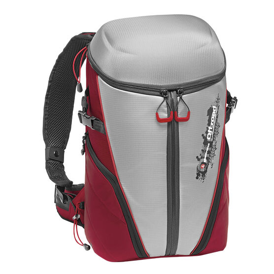 Manfrotto Stunt Offroad Backpack - Grey - MORACTBPGY