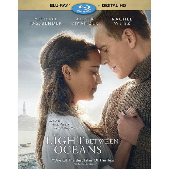 The Light Between Oceans - Blu-ray