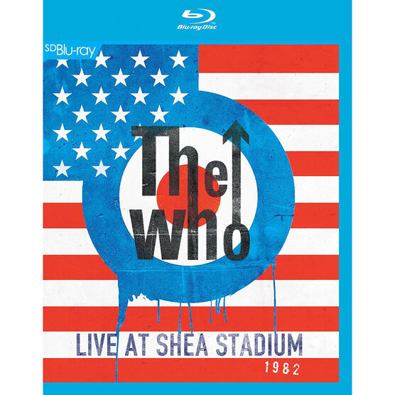 The Who: Live at Shea Stadium 1983 - Blu-ray