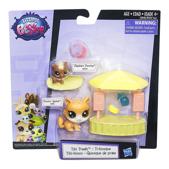 Littlest Pet Shop Adorable Adventure - Assorted