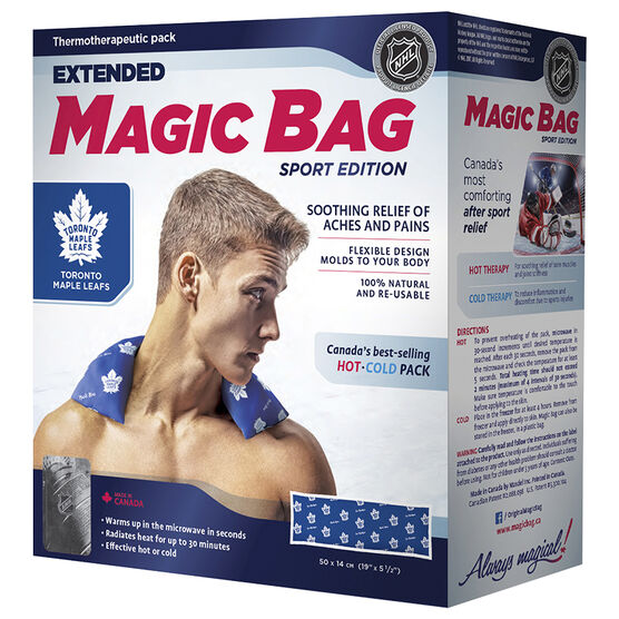 Magic Bag Sport Edition Pad - Maple Leafs Extended - 11505