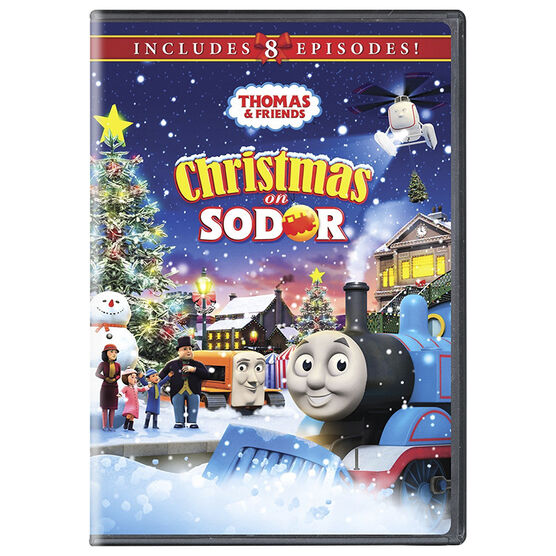 Thomas and Friends: Christmas on Sodor - DVD