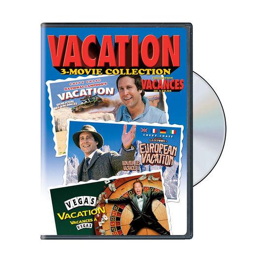 VACATION COLLECTION          DVD