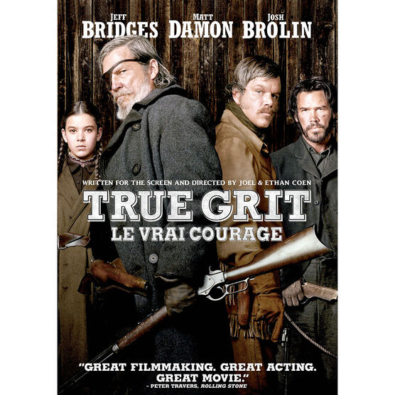 True Grit - Bilingual - DVD