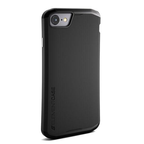 STM Element Case Aura for iPhone 7 - Black - EMT322100DZ01