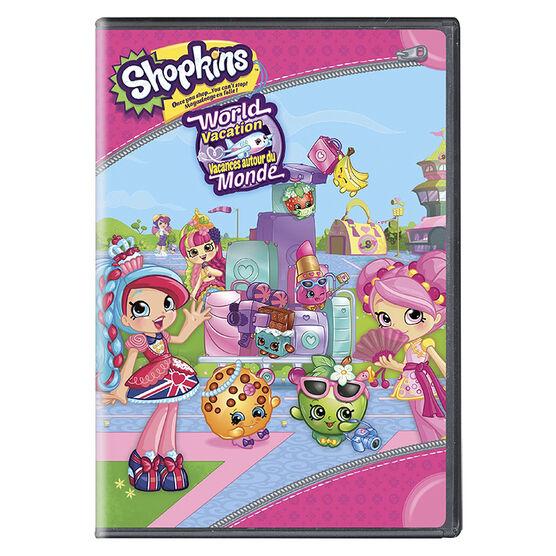 Shopkins World Vacation - DVD