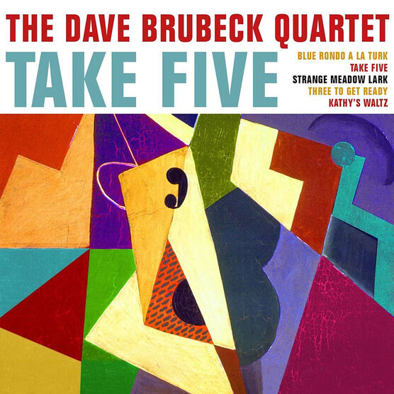The Dave Brubeck Quartet - Take Five - 3 CD