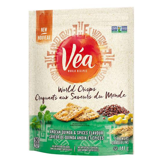 Vea World Crisps - Andean Quinoa & Spices - 141g