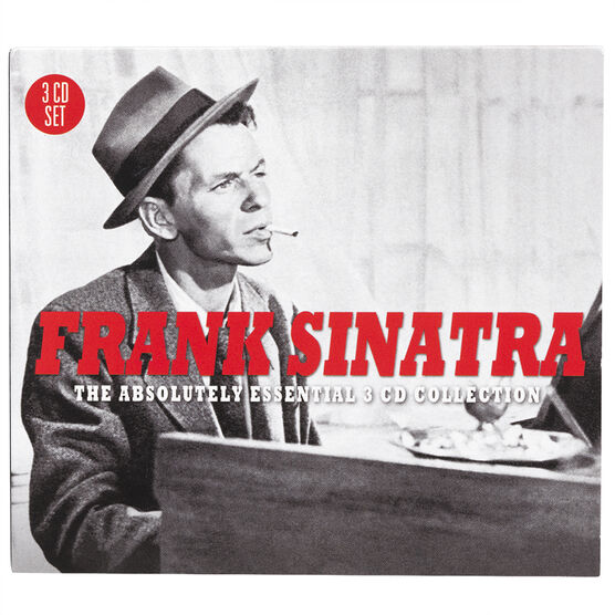 Frank Sinatra - The Absolutely Essential 3 CD Collection - 3 CD