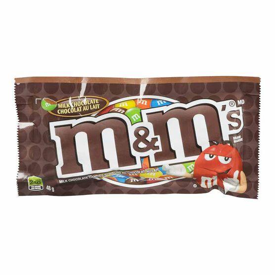M&M's Plain Candy - 48g