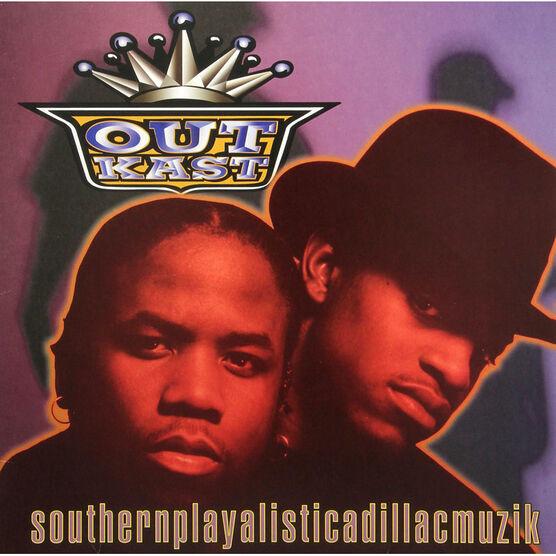 Outkast - Southernplayalisticadillacmuzik - Vinyl
