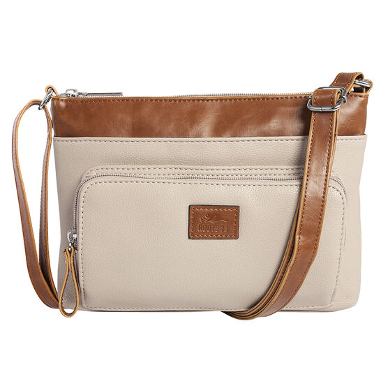 Roots 73 Crossbody Bag with Front Pocket - Assorted