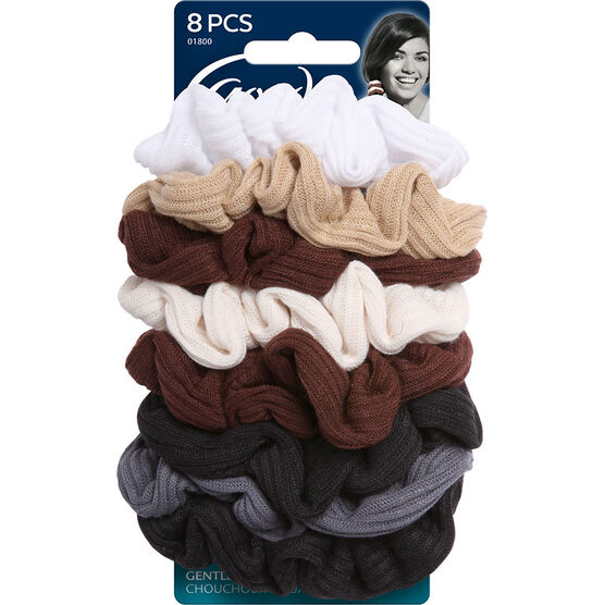 Goody Ouchless Scrunchies - 8's