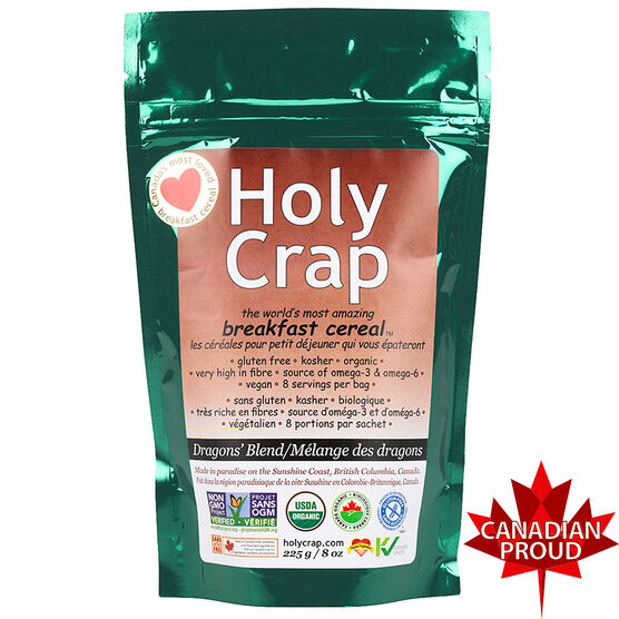 Dragon's Blend Holy Crap Cereal - 225g