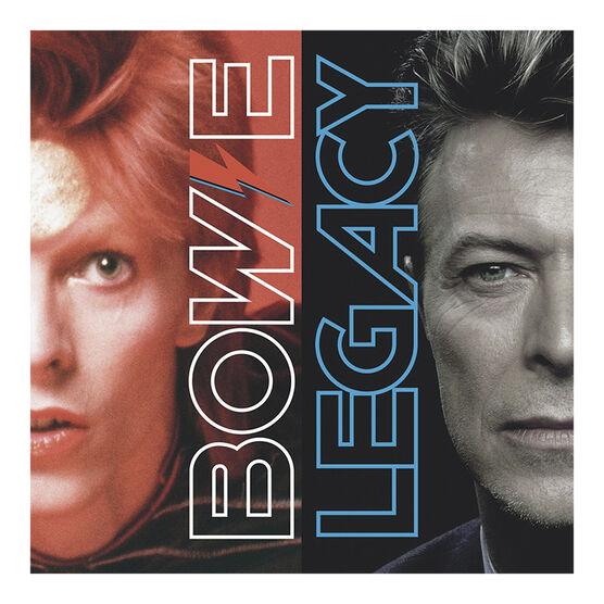 David Bowie - Legacy - Vinyl