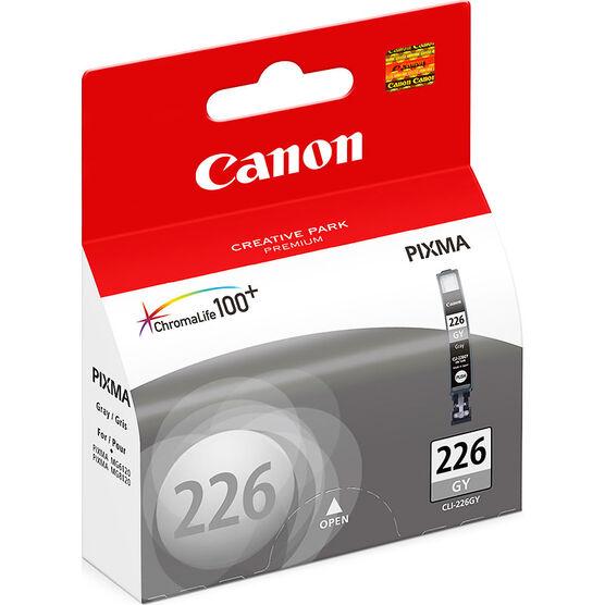 Canon CLI-226GY Ink Cartridge - Grey - 4550B001