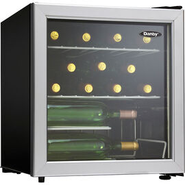 Danby Countertop Wine Cooler - 17 Bottle - DWC172BLPD