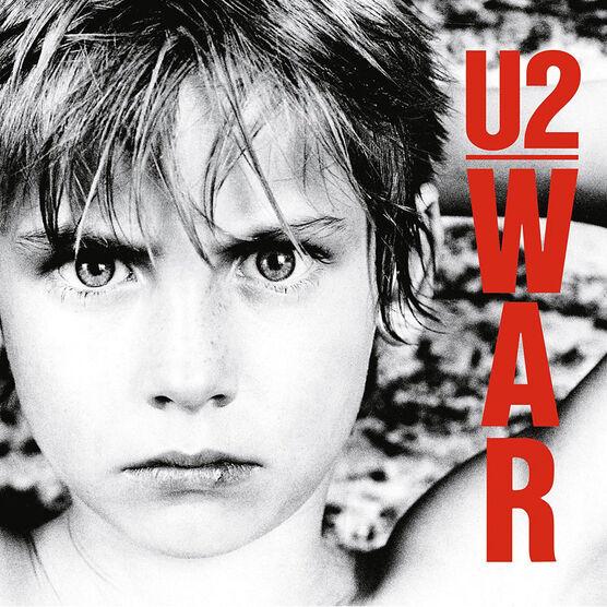 U2 - War (Remastered) - 180g Vinyl