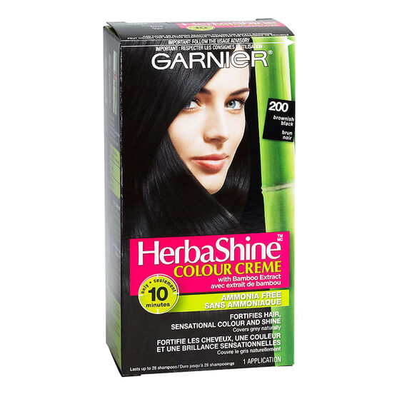 Garnier HerbaShine Colour Creme with Bamboo Extract