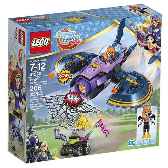 Lego Super Heroes Batgirl Batjet Chase - 41230