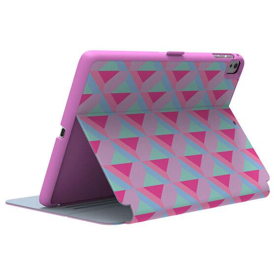 Speck StyleFolio Case for iPad Pro 9.7 - Geo Strawberry - SPK-77233-5411