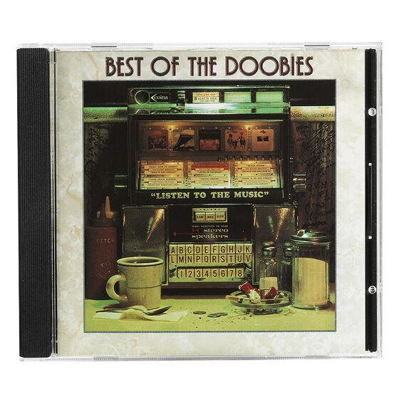 The Doobie Brothers - Best Of The Doobies - CD