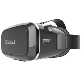 Furo Virtual Reality Glasses - Black - LGX12328
