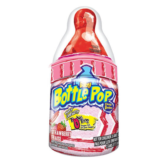 Topps Baby Bottle Pop - Assorted - 31g