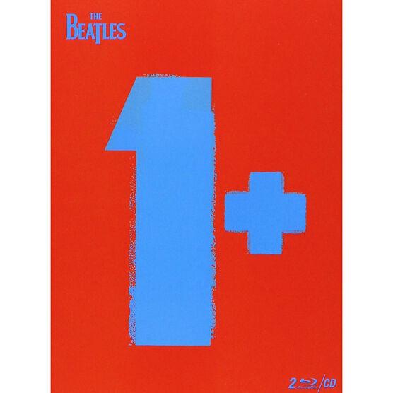 The Beatles - 1+ - Blu-ray + CD