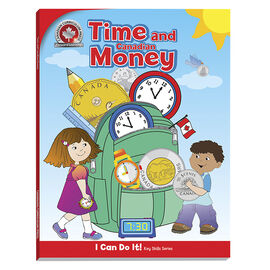 Canadian Curriculum Press Time and Canadian Money