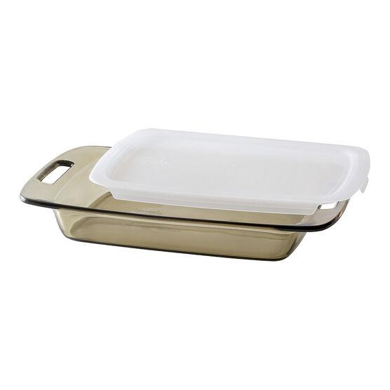 Pyrex Easygrab Oblong Baking Dish - Amber - 3qt
