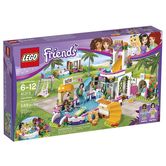 Lego Friends Heartlake Summer Pool - 41313