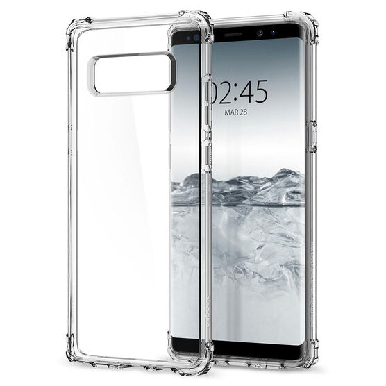 Spigen Crystal Shell Case for Samsung Galaxy Note 8 - Clear - SGP587CS21839