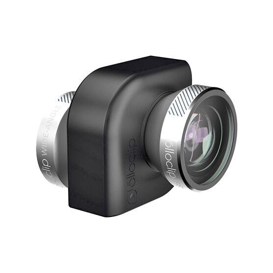 Olloclip 4-in-1 Lens for iPad - Silver/Black - OCEU-IPA-FW2M-SB