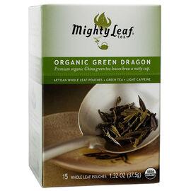 Mighty Leaf Tea - Organic Green Dragon - 15's