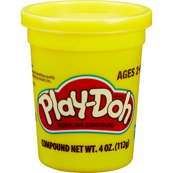 Play-doh - Yellow
