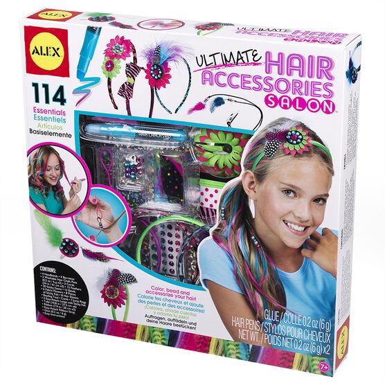 Alex Ultimate Hair Accessories Salon Kit